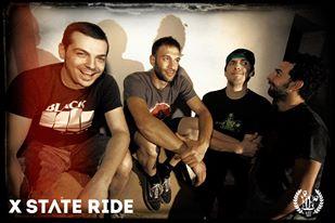 X-State Ride band photo
