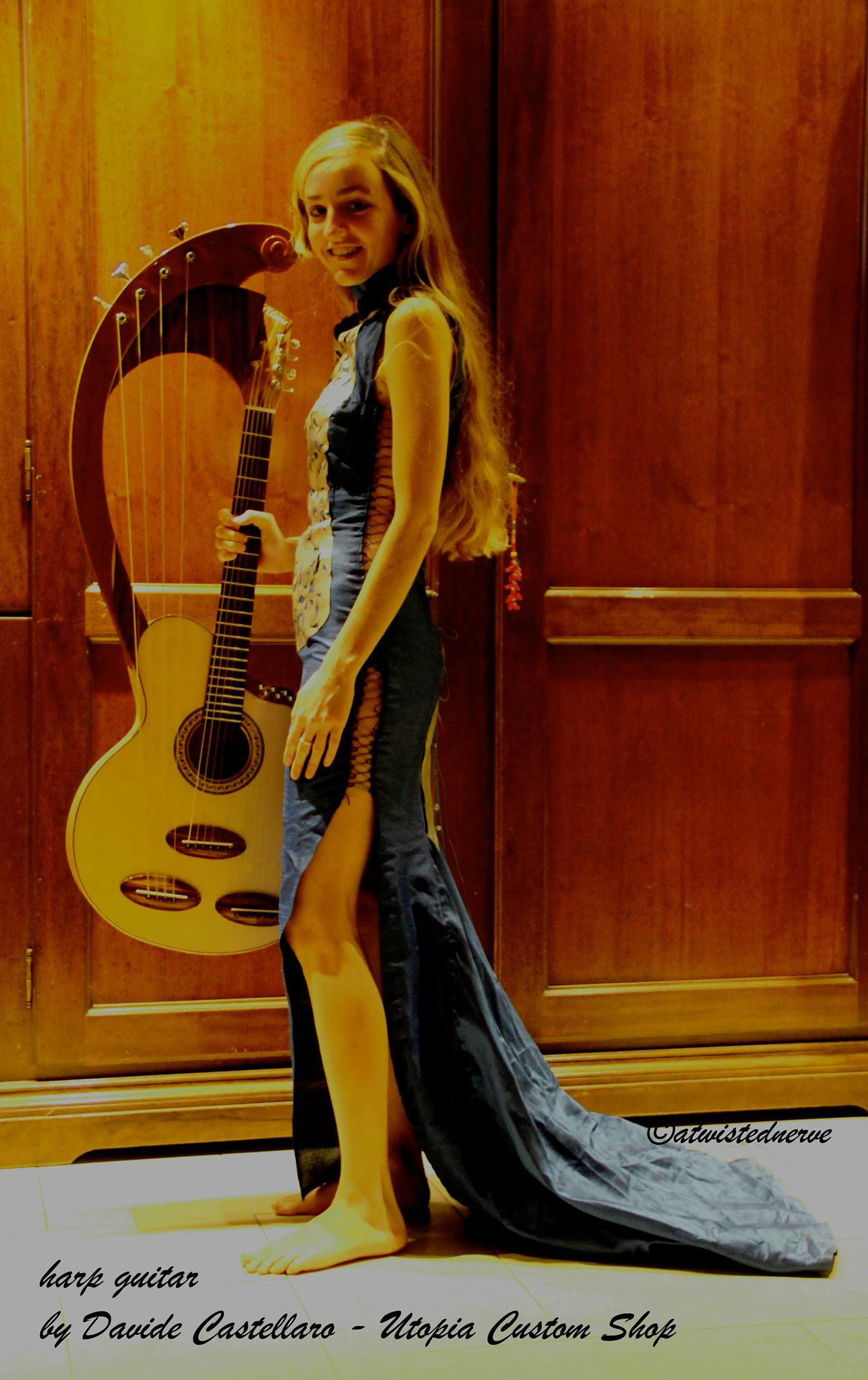 margerita pirri harp1