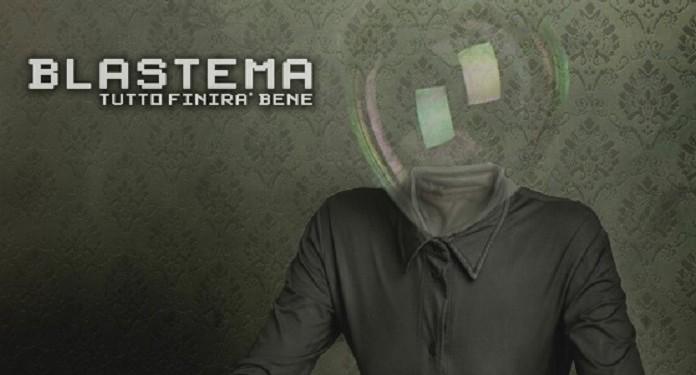 Blastema-Tutto-finirà-bene cover
