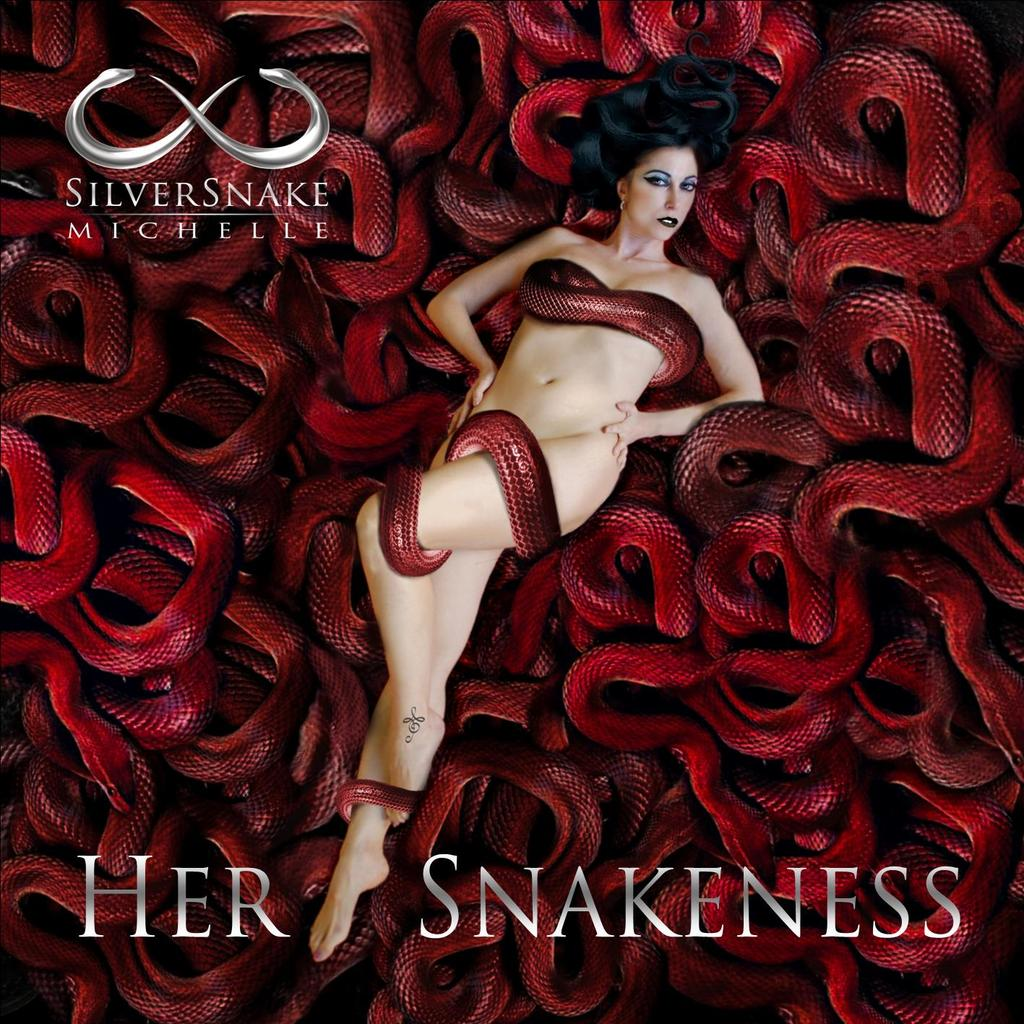 Cover Album HER SNAKENESS