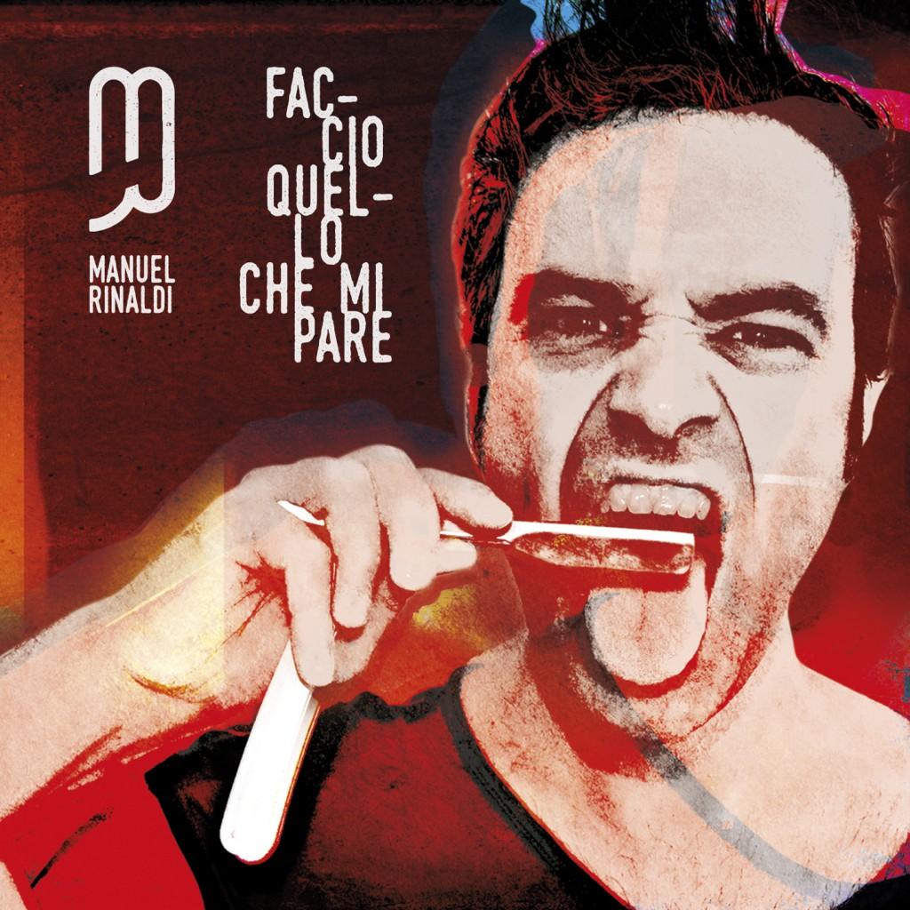 Manuel Rinaldi Cover Album