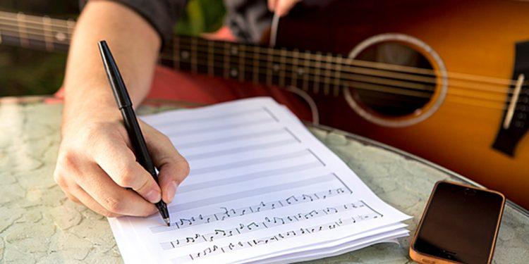 write music